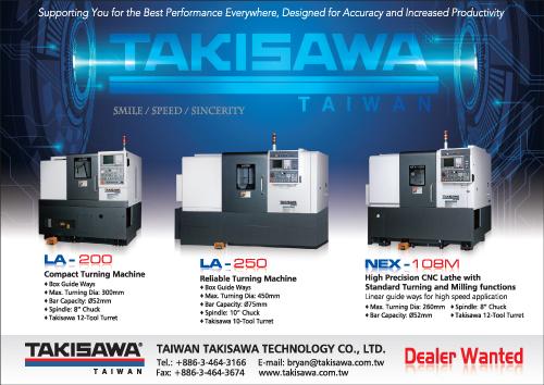TAIWAN TAKISAWA TECHNOLOGY