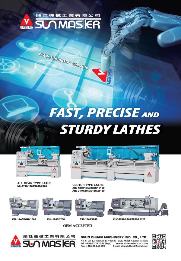 Shun Chuan Machinery Ind.