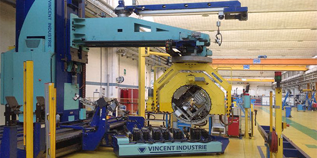 Apex Auctions and GE Bucharest announced an online auction for industrial equipment