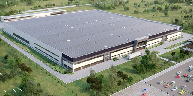 ZF opened a new plant for electric drives in Serbia