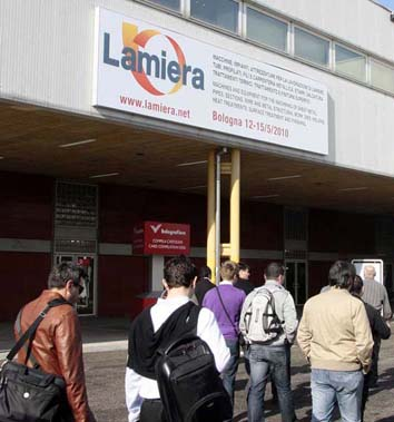 LAMIERA responds to the recession
