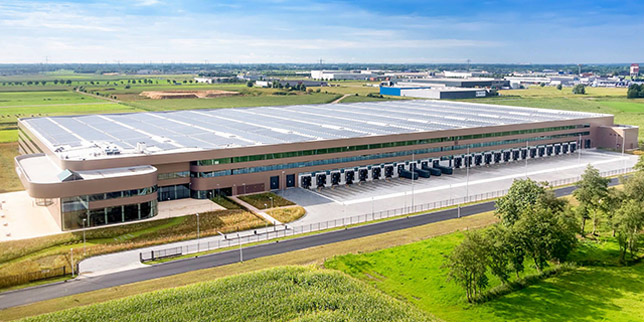 EBRD encourages green growth in the industrial real estate sector in Romania