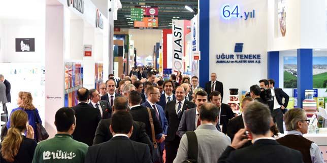 Sustainable networking through business connect at Eurasia Packaging Istanbul Fair HYBRID+