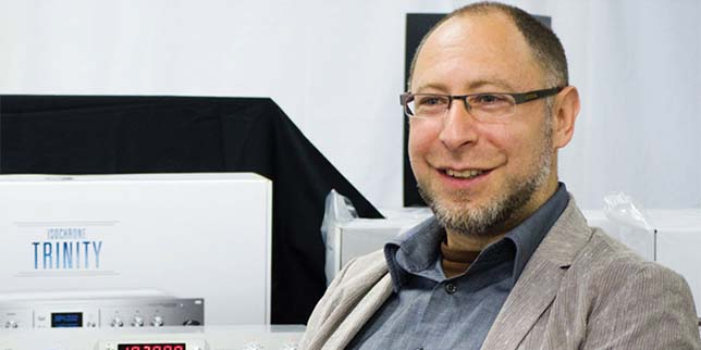 Antelope Audio, Igor Levin: Increasing demand is a favourable opportunity for Bulgarian electronic production