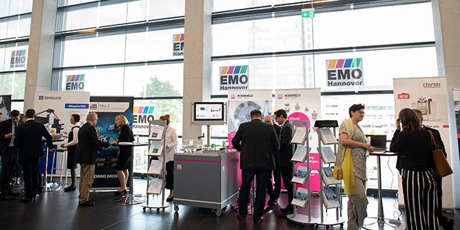 EMO Hannover 2019 – a peak at the future of production technologies