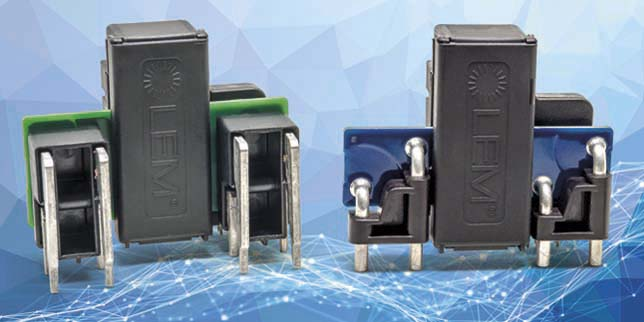LEM completed its range of transducers dedicated to leakage current measurement