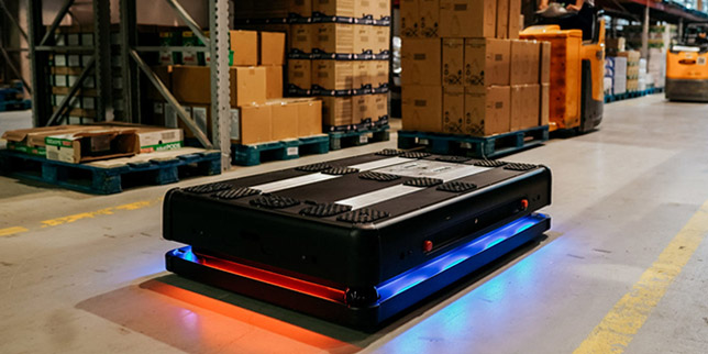 Orbico to deploy Gideon Brothers' mobile robots in its warehouse facilities in Croatia
