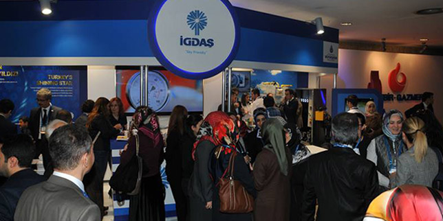 "INGAS 2019 was held under the motto ""Common Energy, Common Future"
