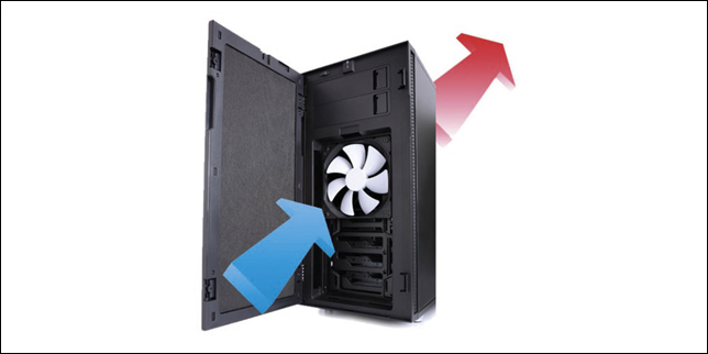 Design of system cooling using DC axial fans - Part I