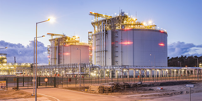 Bulgartransgaz acquires 20% interest in Alexandroupolis LNG terminal