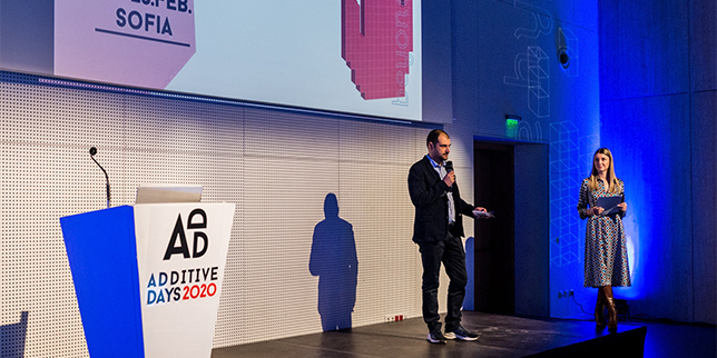 The Balkan conference Additive Days presented innovative applications of 3D printing