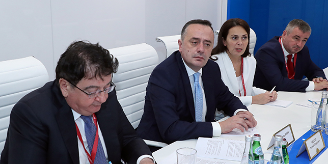 Gazprom and Serbia announced cooperation in the gas industry