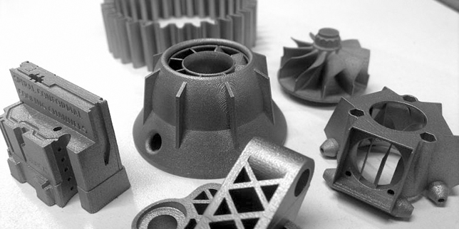 SpaceCAD offers direct metal 3D printing services that produce great results for the most demanding projects