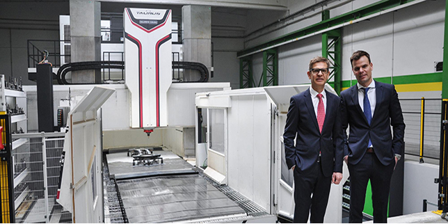 The TAURUS machines by Waldrich Coburg among EMO 2019`s innovations