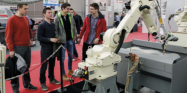 The International Fair of Techniques and Technical achievements focuses on digitalization