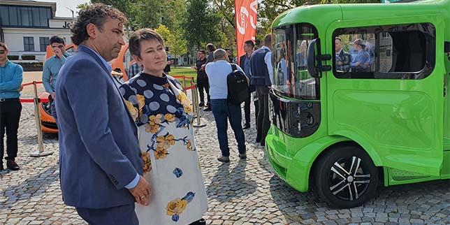 Bulgarian EV manufacturer Sin Cars to start mass production of light e-trucks