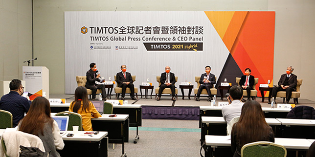 Industry all over the world is anticipating TIMTOS to be held in March 2021