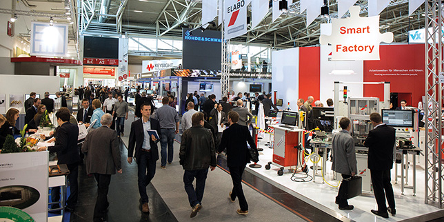Productronica will exhibit the future of electronics production