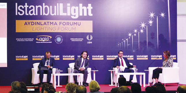 IstanbulLight 2019 will focus on efficient lighting