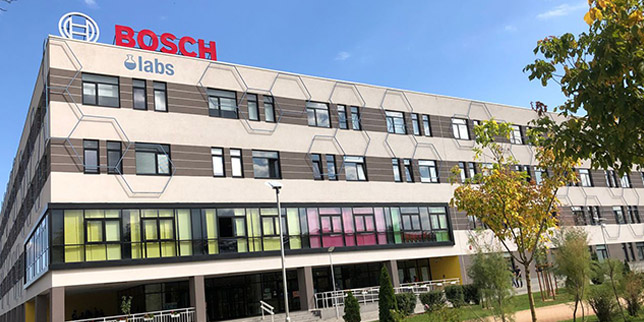 Bosch inaugurated its new engineering center in Sofia