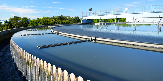 The first large-scale wastewater treatment plant for Skopje gets euro financing