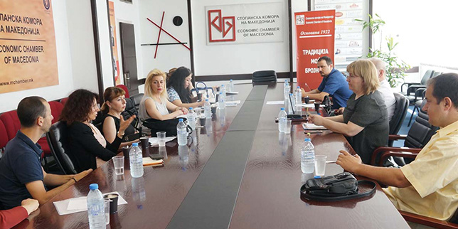 The Macedonian industry discussed the proposed regulation for industrial emissions