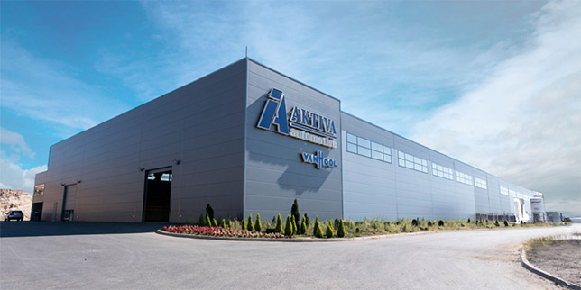 The metal fabricated parts maker in North Macedonia Aktiva expands production