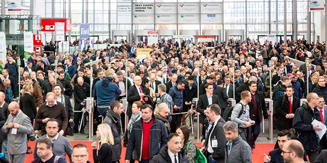 productronica 2019 focuses smart factories and smart maintenance