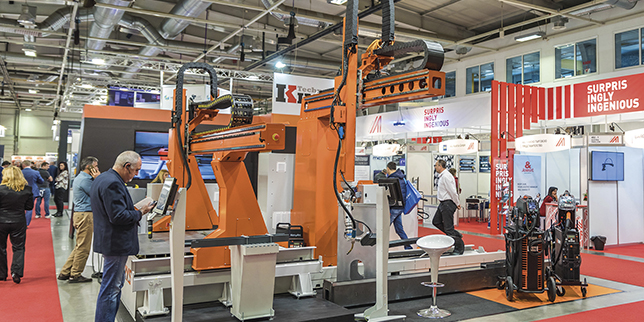 MachTech & InnoTech Expo 2019 showcased novelties in robotics, automation and 3D printing