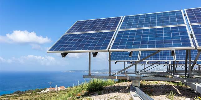 Greek energy sector