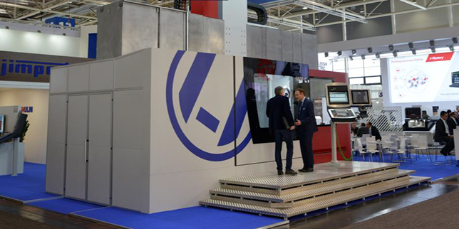 This year`s EMO highlights two machining centres from TOSHULIN