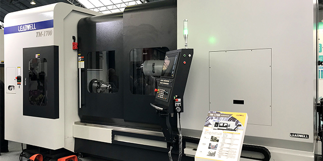 TMTS is growing in popularity, Taiwanese machine builders are on the rise