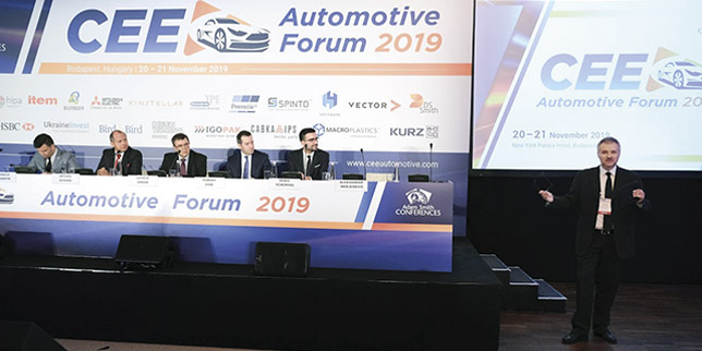 7th CEE Automotive Forum brings together leading OEMs and suppliers