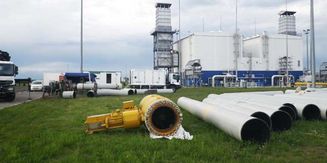 Transgaz and Eustream signed an agreement on the development of Eaststring