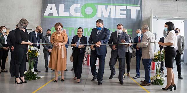 Bulgaria`s Alcomet commissions new aluminium profile processing facility