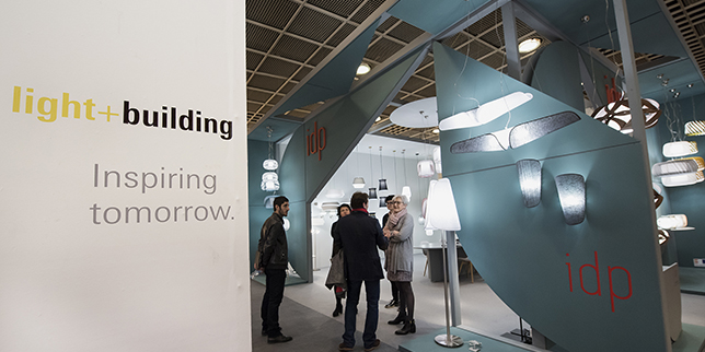 20 years of Light + Building: setting trends in lighting and building technology