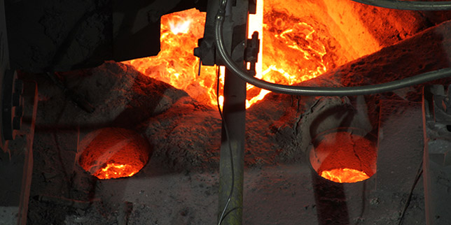 Metallurgy in Romania