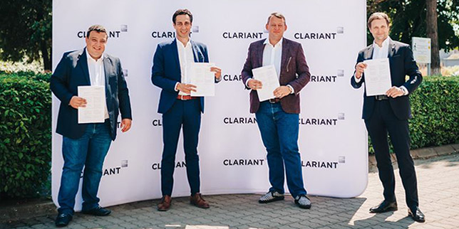 Eta Bio signs licence agreement with Clariant to build cellulosic ethanol plant