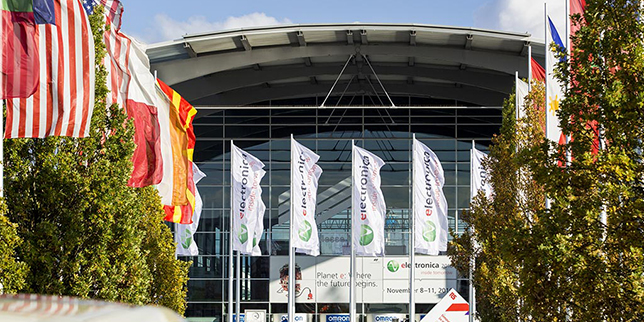 electronica 2018 features more halls and special highlights for exhibitors and visitors