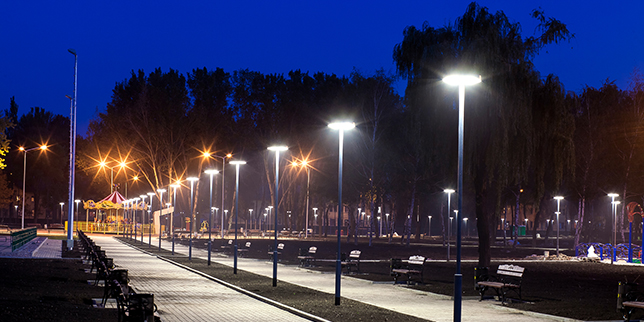 Croatia modernizes public lighting in 57 municipalities