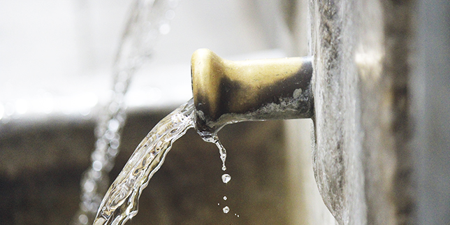 EBRD finances the reconstruction of the water supply network in Sarajevo