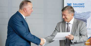 Large Slovenian cement producer received a sustainability reward