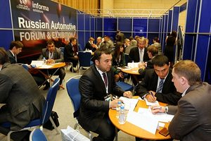 One-to-one meetings during CEE Automotive Forum 2014