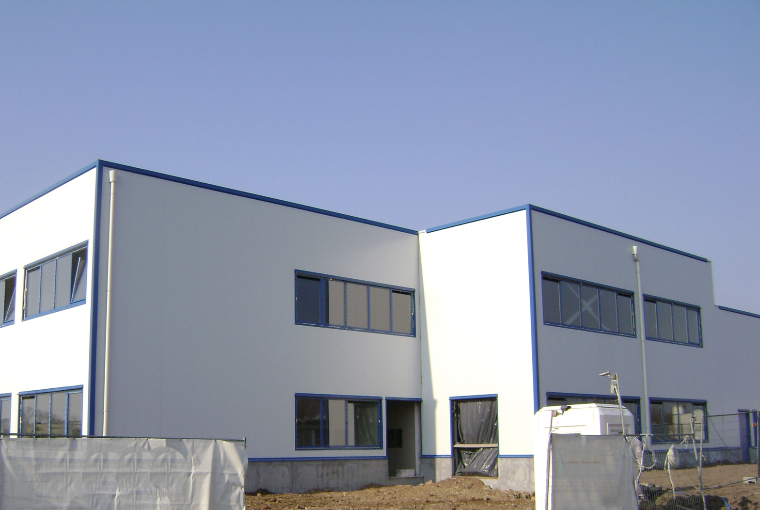 Sentera Thracia is building new production facility in Bulgaria