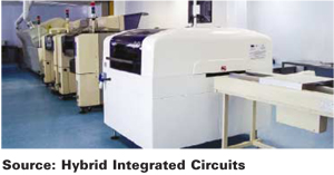 Hybrid Integrated Circuits