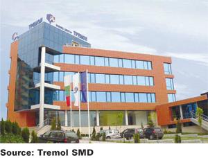 Tremol SMD