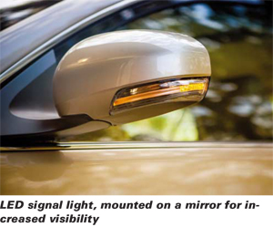 Strategies for Implementing Automotive LED Lighting Systems