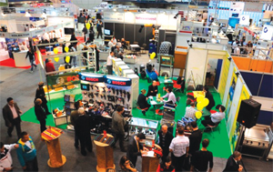 40th International Fair of Metallurgy, Electronics, Energy, Non-Metals and Construction