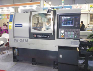 TMTS 2014 Highlights: Shun Chuan Machinery