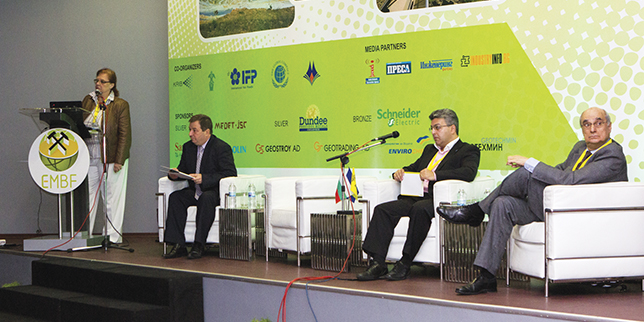 The European Mining Business Forum 2016: Investments for Sustainable Development